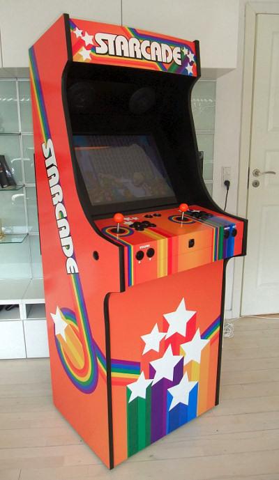borne arcade emulation