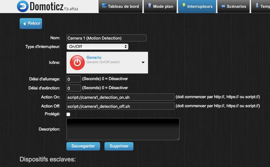 domoticz_interrupteur